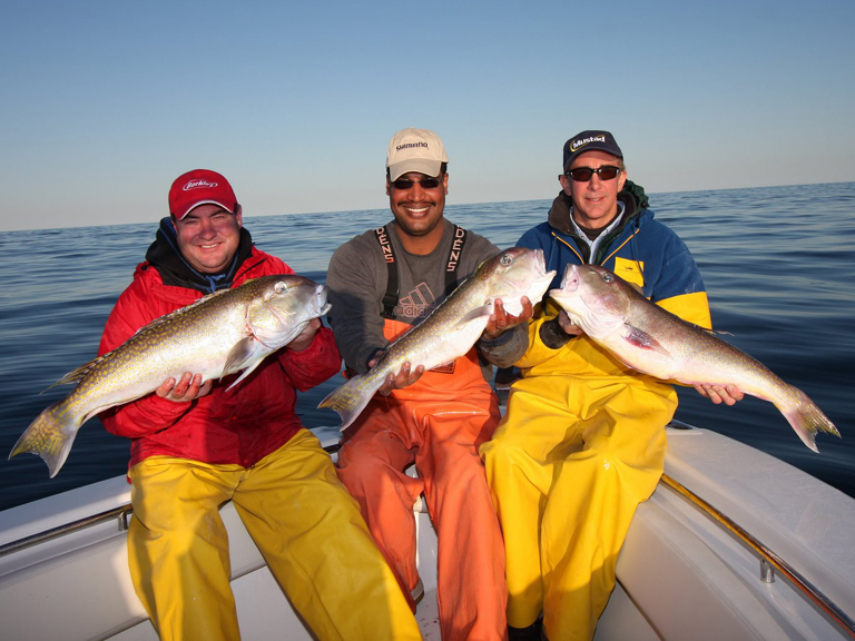 Tilefish Fishing