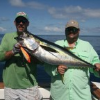 Yellowfin Tuna - Jesse and Wayne