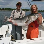 Striped Bass - Eileen Miller