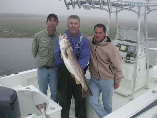 Weakfish fishing barnegat bay ny sea trout for Barnegat bay fishing