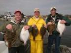 Raritan Bay, NJ - Flounder - 2008