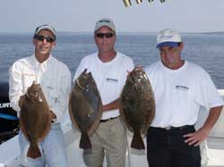 Stamford, CT - Light Tackle Fluke - 2005