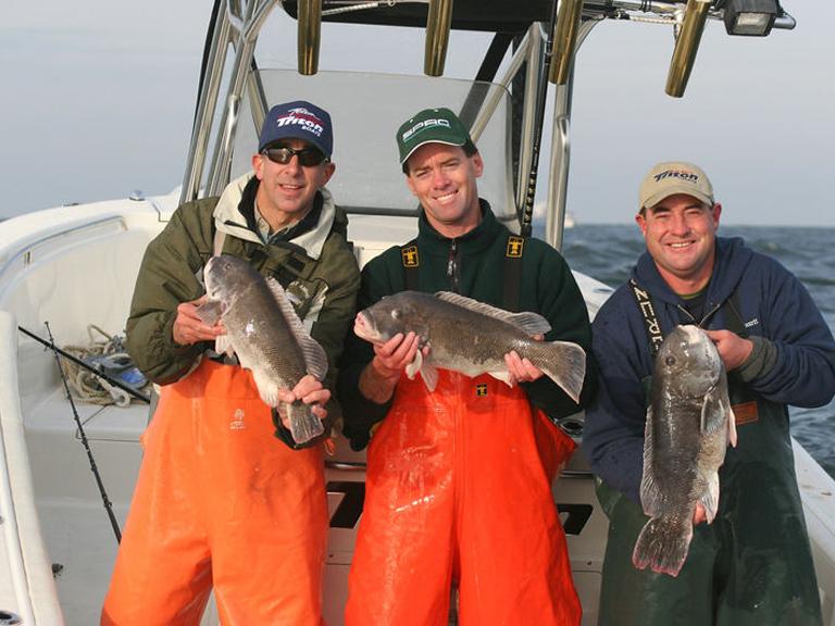 Blackfish Fishing