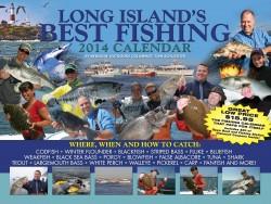 2014 Fishing Calendar
