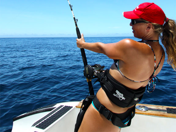 Recommended Fishing Tackle | Saltwater Fishing