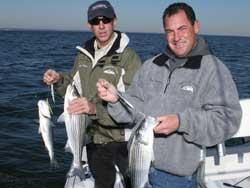 Striper Fishing