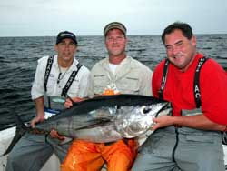 Glory Hole Tuna - 2009